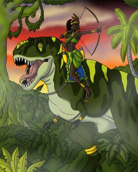 Queen Butumbi and Tambwe