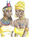 African Love Divinities