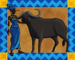 The Qasa and the Buffalo