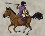 Numidian Horseman