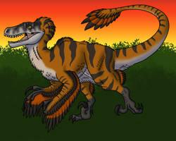 Accurate JP Raptor by TyrannoNinja
