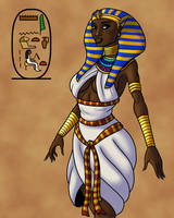 Hatshepsut Returns by TyrannoNinja