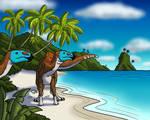 Kamuysaurus japonicus