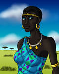 Sudanic Beauty