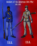 Soldiers of the American Civil War