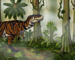 Torvosaurus on the Prowl