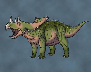 CARNIVORES - Chasmosaurus