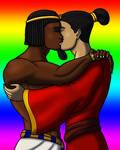 Love is Love by TyrannoNinja
