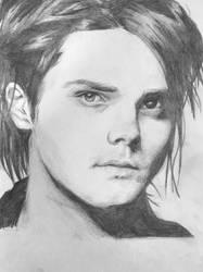 Gerard Way  by Lilolila8