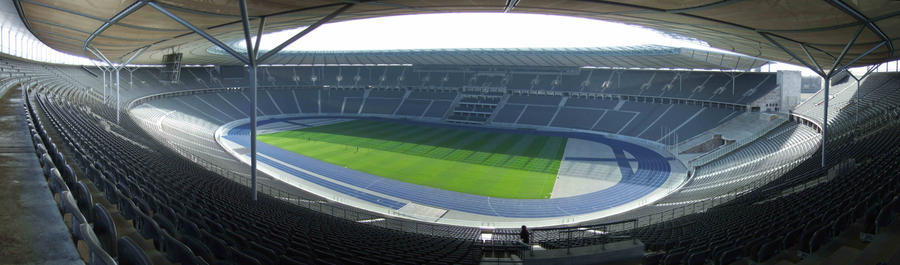 Olympic Stadium Berlin 2 by DOTTHL