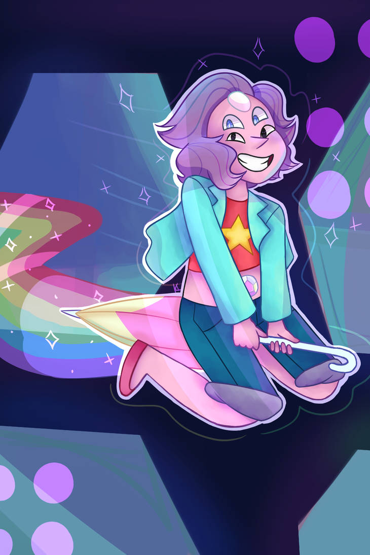 Finally finished fanart of Rainbow 2.0~!