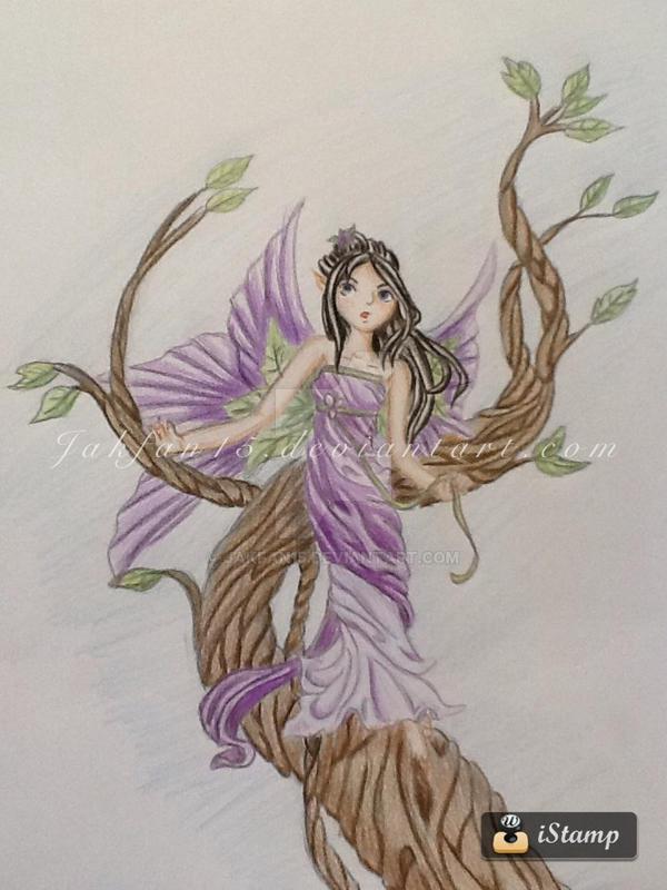Fairy by Jakfan15