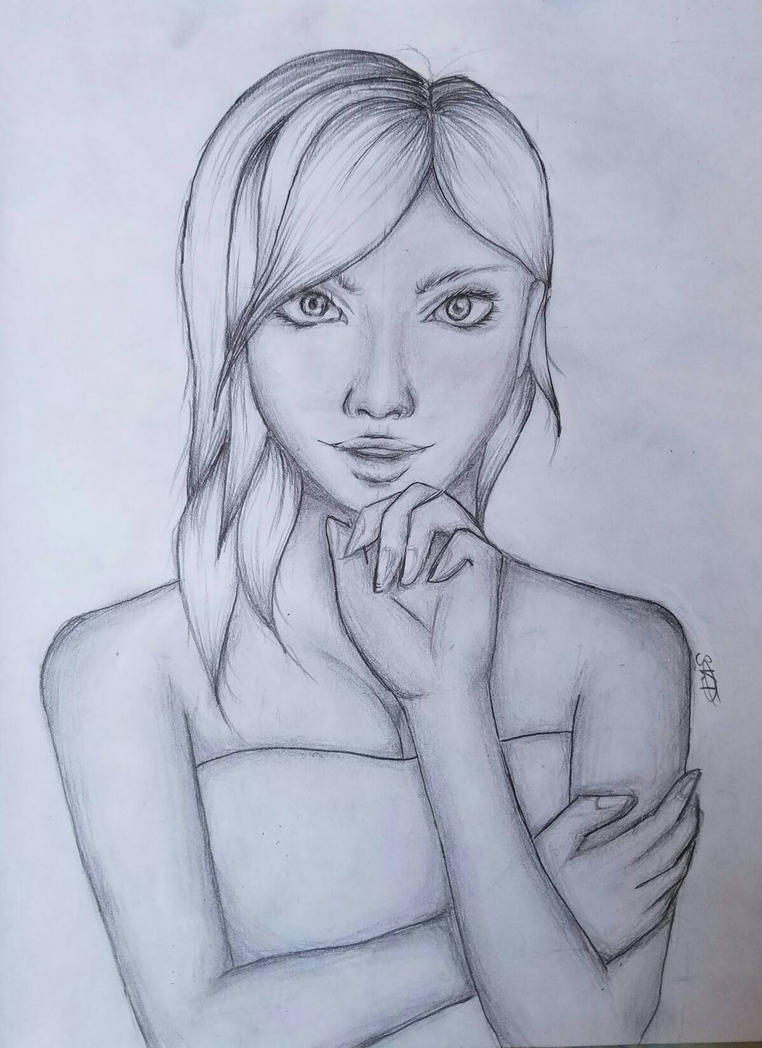 Amy by SamanBrosefineIzzle