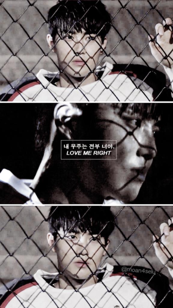 Love Me Right Iphone Wallpaper : moan4selu (Vava) - DeviantArt