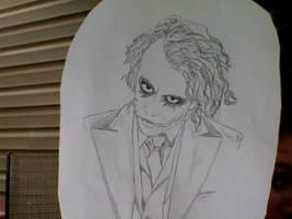 Joker by VioletWonderland
