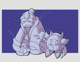 Knightmares by jelloire