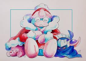 Sleepy orbs
