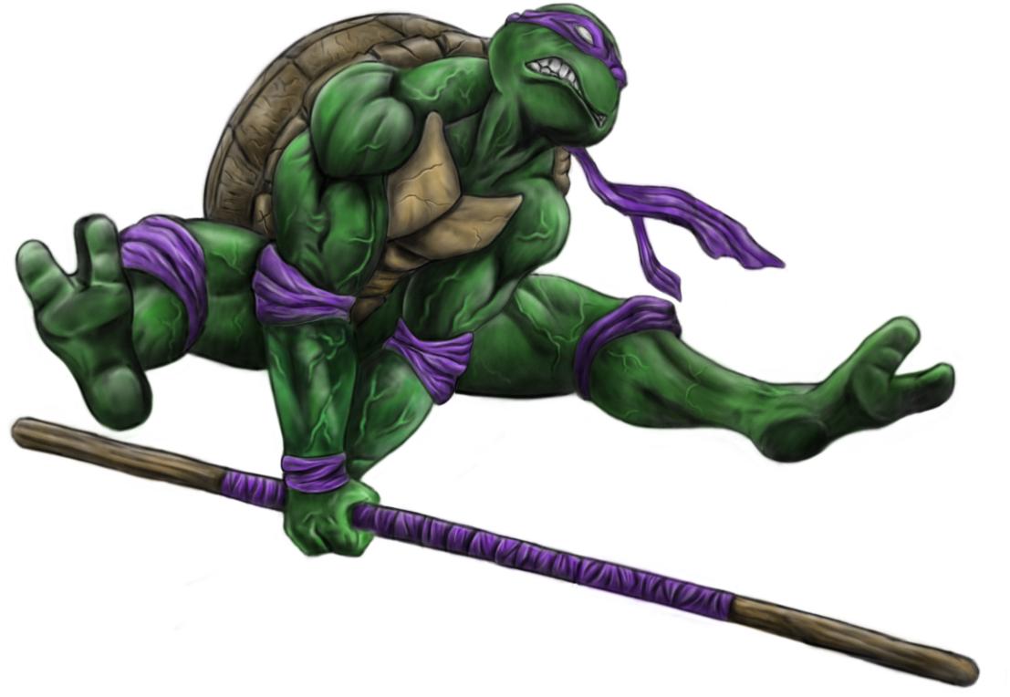 Ninja Turtles Donatello