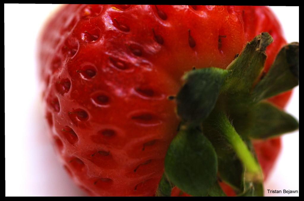 Strawberry by kingtristan