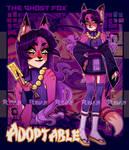 ADOPTABLE (CLOSED)