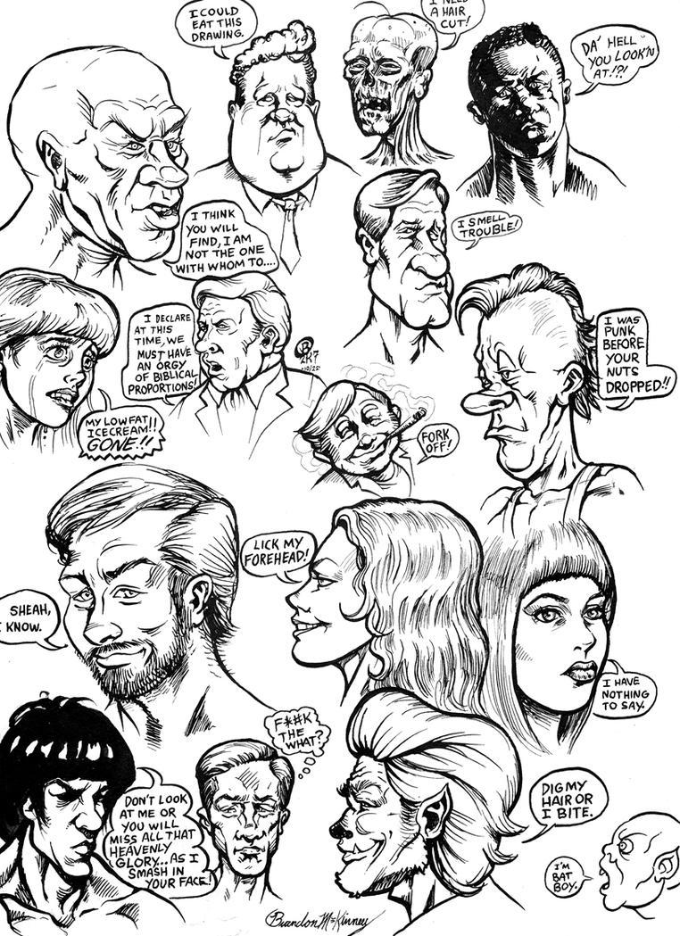 Как рисовать людей схема - Схемы.
