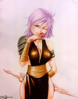 Commission 2 by Snigom