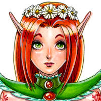 Fairy-Face by Snigom