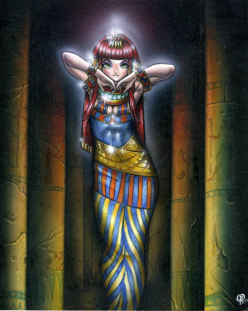 Kiko the Egyptian Princess