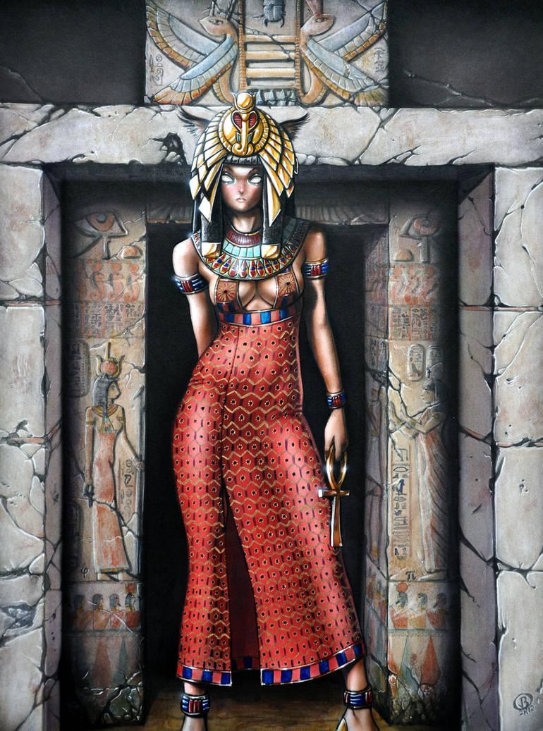 Sakhmet's Temple