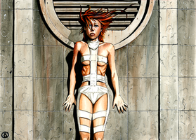 The Fifth Element by Snigom