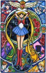 Sailor Moon Crystal-complete by Snigom