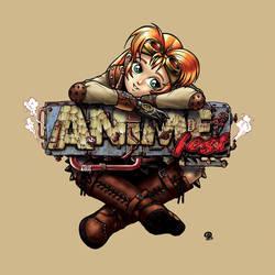 AnimeFest T-Shirt 2014