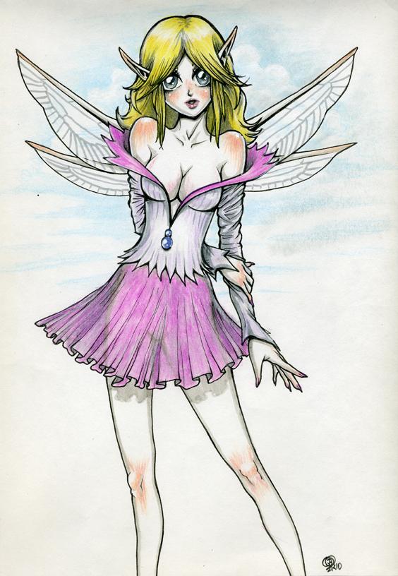 A Fairy by Snigom