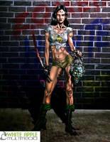 Zombie Hunter by Snigom
