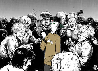Resident Evil by Snigom