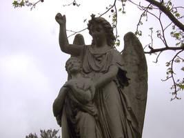Angel of Death by Snigom