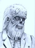 Zombie-Boss by Snigom