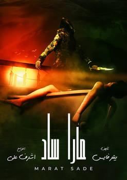 Marat sade Play's Poster