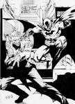 Ed Benes: Batman Joker
