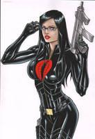 Rubismar: Baroness by comiconart