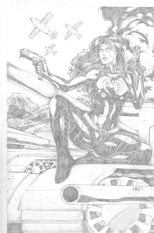 Leo Matos: Baroness by comiconart