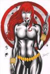 Reginaldo: Black Widow