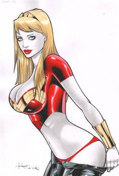 Rubismar: Wonder Girl
