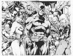 Alisson Rodrigues: Justice League of America(Inks)
