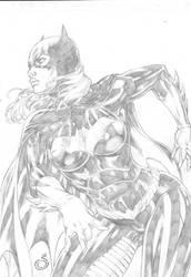 Everton Sousa: Batgirl by comiconart