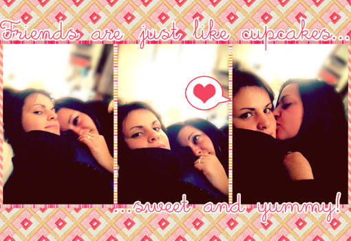 Friends 'n' Cupcakes