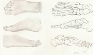 Feet. by OneBadFishie