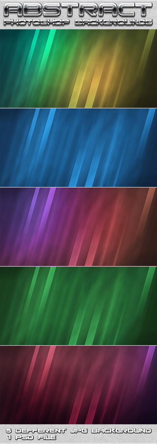 Abstract Backgrounds by Grugle