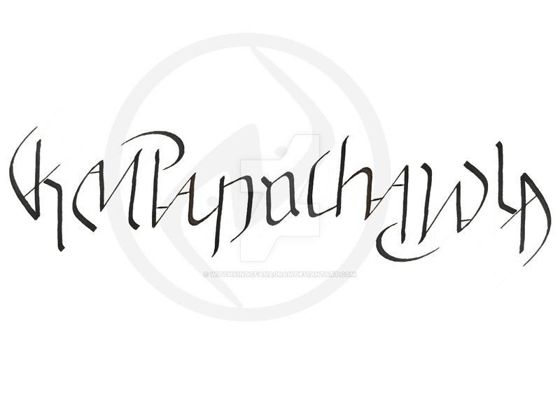 KC by witchkingofanagram