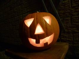 Mr Pumpkin 2016 by SrTw